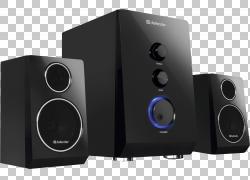 扬声器音响电脑鼠标电脑音箱,音频扬声器PNG剪贴画电子,汽车低音