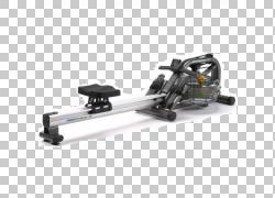 室内划船者椭圆训练员运动器材运动自行车跑步机,划船PNG剪贴画体