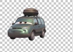 小型货车Sally Carrera Lightning McQueen,汽车2 PNG剪贴画紧凑