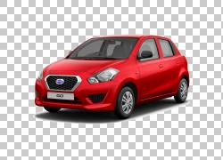 印度Datsun Go Car Datsun redi-Go,日产汽车PNG剪贴画紧凑型轿车