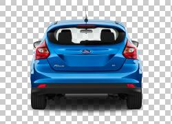 2012福特福克斯汽车福特野马福特汽车公司,FOCUS PNG剪贴画紧凑型