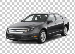 2012福特融合车福特金牛座2012福特福克斯,融合PNG剪贴画紧凑型轿