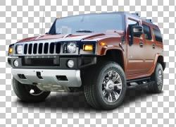 2009悍马H2通用汽车汽车悍马HX,悍马H2 SUV卡车PNG剪贴画运输方式