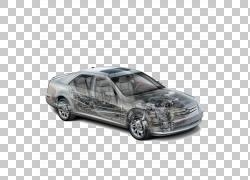2005凯迪拉克STS 2007凯迪拉克CTS车奥迪,法拉利透视PNG剪贴画紧