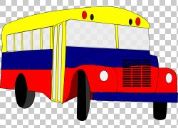 Chiva巴士火车运输,巴士PNG剪贴画儿童,学校巴士,汽车,运输方式,