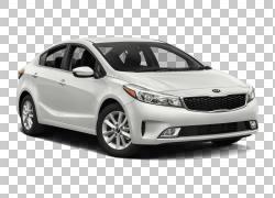 2018起亚Forte S轿车起亚汽车紧凑型汽车起亚的Cerritos,汽车PNG