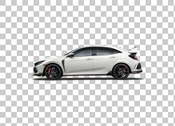 2018年本田思域R型车2017本田思域R型旅行本田R型,本田PNG剪贴画