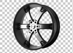 Car Rim Wheel上浆轮胎,车轮PNG剪贴画技术,汽车,黑色,车辆,运输,