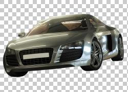 3D电脑图形高清电视车显示分辨率,兰博基尼PNG剪贴画白色,3D计算