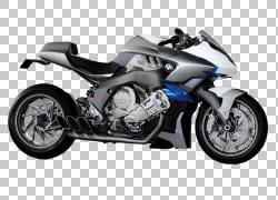 BMW CS概念车EICMA摩托车,雅马哈摩托车PNG剪贴画排气系统,摩托车