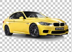 BMW M3宝马3系宝马5系轿车,宝马M3 PNG剪贴画紧凑型轿车,轿车,性