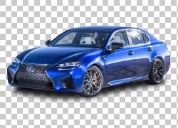 2018年雷克萨斯GS F汽车豪华车雷克萨斯LS,蓝色雷克萨斯GS F汽车P