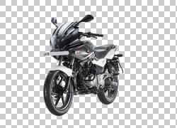 Bajaj Pulsar Bajaj汽车摩托车汽车颜色,摩托车PNG剪贴画白色,汽