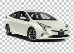 2018丰田普锐斯三巡回两厢车前轮驱动,丰田PNG剪贴画紧凑型轿车,