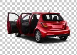 2018丰田雅力士紧凑型轿车丰田RAV4,丰田PNG剪贴画紧凑型汽车,汽