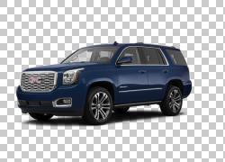 2018年GMC Yukon XL Denali汽车别克车,汽车PNG剪贴画紧凑型汽车,