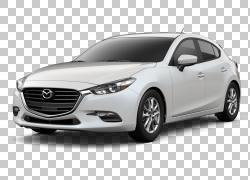 2018年Mazda3轿车紧凑型车,马自达PNG剪贴画紧凑型轿车,轿车,汽车