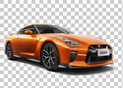 2018年日产GT-R 2017日产GT-R印度,日产GT-R HD PNG剪贴画紧凑型