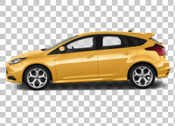 2017 Ford Focus SE两厢车2014福特福克斯ST,福特PNG剪贴画紧凑型
