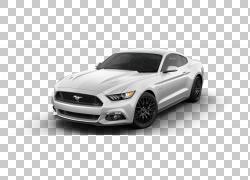 2015款福特野马汽车福特汽车公司V8发动机,野马PNG剪贴画汽车,性