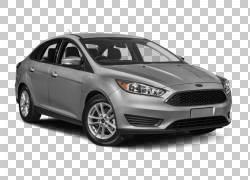2017福特福克斯SEL紧凑型车,福特PNG剪贴画紧凑型轿车,轿车,汽车,