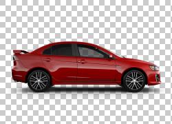 2016款三菱蓝瑟车2017三菱Lancer ES轿车,三菱PNG剪贴画紧凑型轿