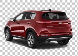 2017起亚Sportage起亚汽车汽车紧凑型越野车,SUV汽车PNG剪贴画紧