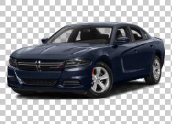 2017道奇充电器SE克莱斯勒汽车价格,闪避PNG剪贴画紧凑型轿车,轿
