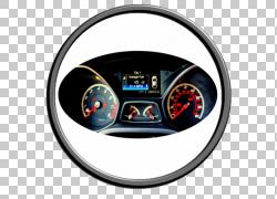 2015福特福克斯ST 2013福特福克斯ST汽车2008福特焦点,车速表PNG