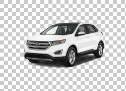 2016 Ford Edge Car 2017福特Edge运动型多功能车,福特PNG剪贴画