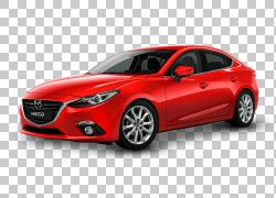 2016 Mazda3紧凑型轿车2014 Mazda3,马自达PNG剪贴画紧凑型轿车,