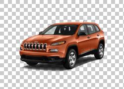2015 Jeep Cherokee Car Jeep大切诺基克莱斯勒,吉普PNG剪贴画汽