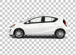 2015丰田普锐斯c Car Kia Motors,丰田PNG剪贴画紧凑型轿车,轿车,