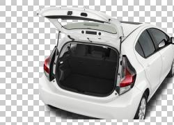 2015丰田普锐斯c保险杠中型车,汽车PNG剪贴画紧凑型轿车,轿车,汽