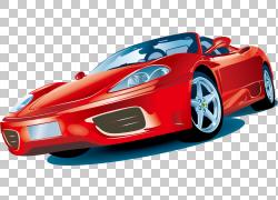 2009款法拉利F430跑车法拉利360摩德纳恩佐法拉利,法拉利PNG剪贴