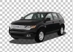 2009福特Edge汽车福特汽车公司2015 Ford Edge,福特PNG剪贴画紧凑