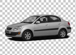 2006起亚力拓汽车2007起亚力拓2005起亚力拓,起亚PNG剪贴画紧凑型