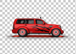 2007道奇Nitro车迷你越野车,汽车PNG剪贴画紧凑型汽车,汽车,越野