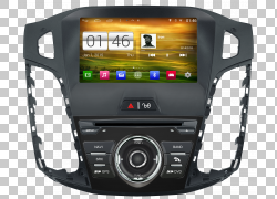 2012 Ford Focus 2013福特福克斯福特Kuga,福特PNG剪贴画电子,汽