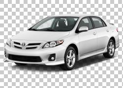 2012丰田卡罗拉紧凑型轿车2018丰田卡罗拉,汽车广告PNG剪贴画轿车