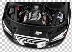 2012奥迪A8轿车2013奥迪A8奥迪S8,奥迪PNG剪贴画轿车,汽车,车辆,