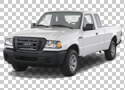 2010年福特Ranger福特汽车公司汽车皮卡车,游侠PNG剪贴画卡车,汽