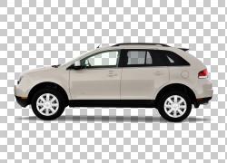 2008林肯MKX汽车运动型多功能车福特汽车公司,林肯PNG剪贴画紧凑