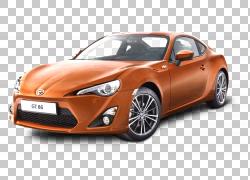 2014 Scion FR-S跑车丰田,丰田GT 86 Car PNG剪贴画紧凑型汽车,驾