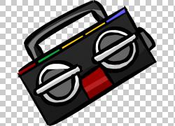 Club Penguin Boombox Wiki,Boombox的PNG剪贴画标志,俱乐部企鹅,