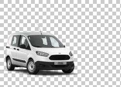 Ford Transit Courier Van Car福特汽车公司,福特PNG剪贴画紧凑型