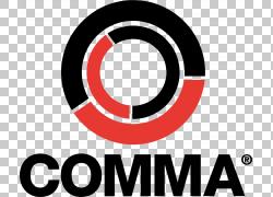 Comma Oil&Chemicals Ltd汽车齿轮油润滑剂,逗号PNG剪贴画文本,