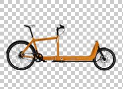 Commuter Cycles货运自行车汽车电动自行车,自行车PNG剪贴画自行