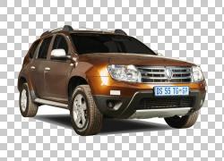 Dacia Duster南非汽车雷诺运动型多功能车,雷诺PNG剪贴画运输方式
