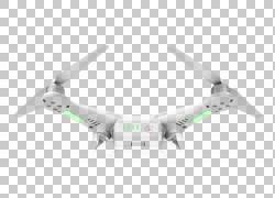 DJI Phantom 3标准FPV Quadcopter无人机,相机PNG剪贴画角度,汽车